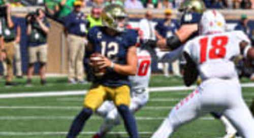 3-2-1 Observations, Questions & Prediction: Georgia On Notre Dame's Mind