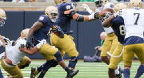 How Much Glory Can Notre Dame 'Run' To In 2018?