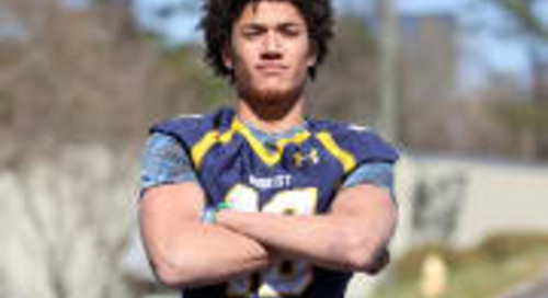 Notre Dame Safety Target Kyle Hamilton 'Gets It'