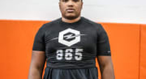 Class Impact: 2021 OL Blake Fisher To Notre Dame