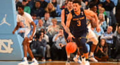 Quick Hits: Notre Dame's 75-69 Loss To North Carolina