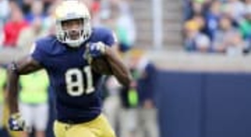 Many Miles Traveled At Notre Dame, And Now Beyond