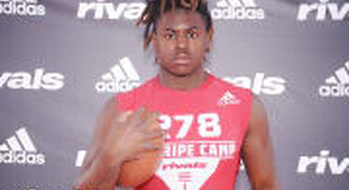 Notre Dame Makes Final Two For Standout Texas Defensive End