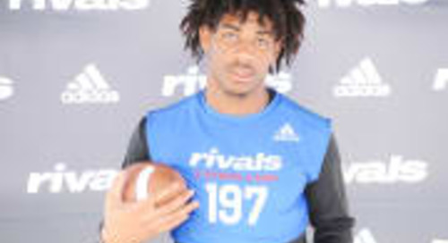 Notre Dame Continuing To Evaluate Florida WR Bryce Gowdy