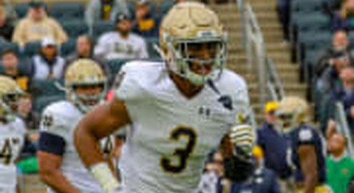 Notre Dame's 19 For '19: No. 16, Cornerback Houston Griffith