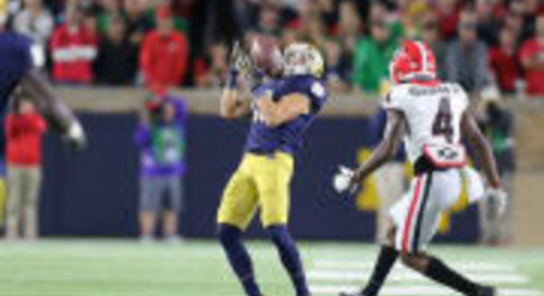 Notre Dame Special Teams Looking To Make More Impact In 2018