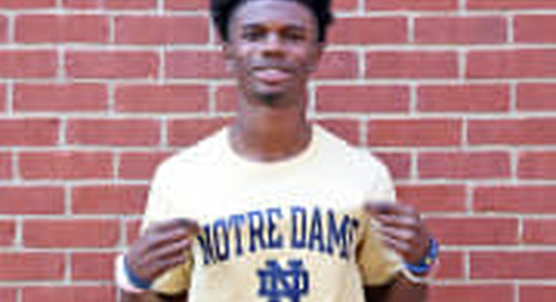 One-On-One With Notre Dame Commit Caleb Offord