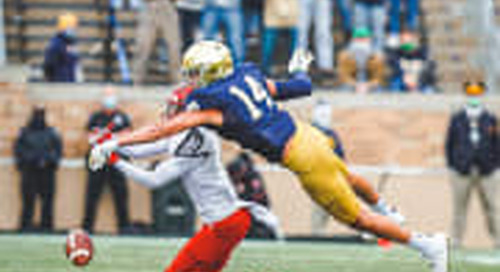 What They're Saying: Notre Dame Fighting Irish 12, Louisville 7