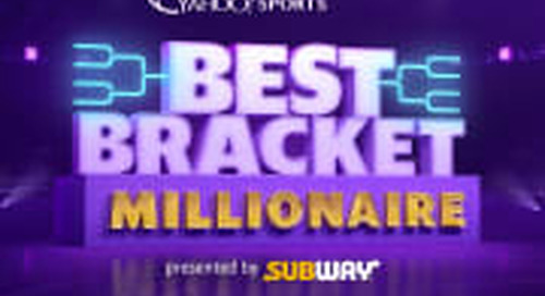 Enter The FREE Best Bracket Millionaire Contest For Your Chance To Win $1M