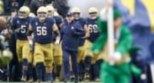 Notre Dame & The NFL First Round