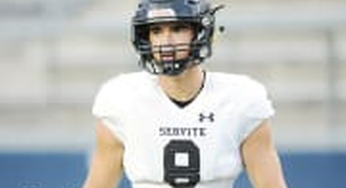 2019 LB Spencer Lytle Excited To Get Back To Notre Dame