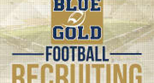 2020 RB Jacob Saffold Hoping For Offer After Second Trip To South Bend