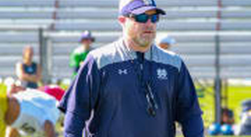 Brian Polian And Staff Preparing For Big Recruiting Weekend Sept. 1