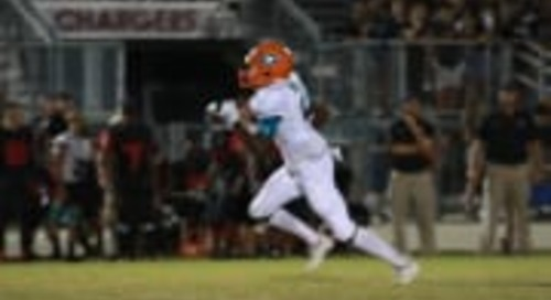2021 WR Mario Williams Is An Explosive, Dynamic Player