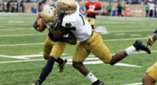 LB D.J. Morgan To Transfer From Notre Dame