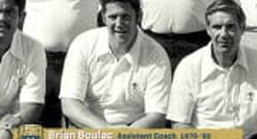 Memories Of Notre Dame's 'Coach Bou'