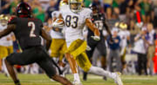 Mel Kiper: 'Extraordinary' Combine Results Fuel Chase Claypool's Rise