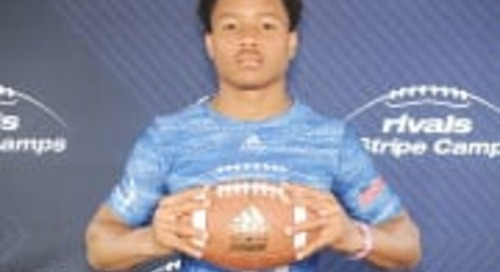 Rivals100 RB Chris Tyree Talks Notre Dame Commitment