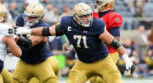 Notre Dame Career Starts By Unit