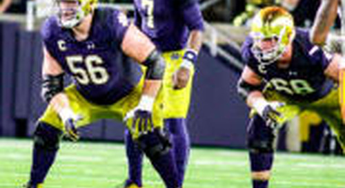 Notre Dame Duo On Cusp Of NFL Draft History