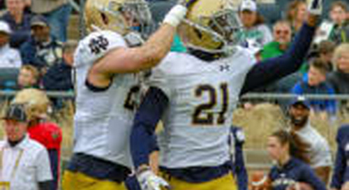 Irish Huddle Podcast: Breaking Down The Blue-Gold Game