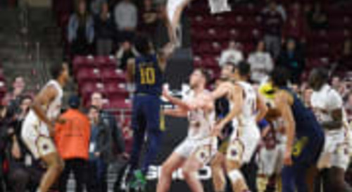Notre Dame Basketball Beats Boston College, Holds Tourney Hopes