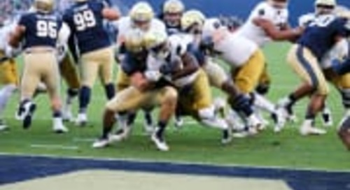 Notre Dame-Navy Notebook: Top Five Topics
