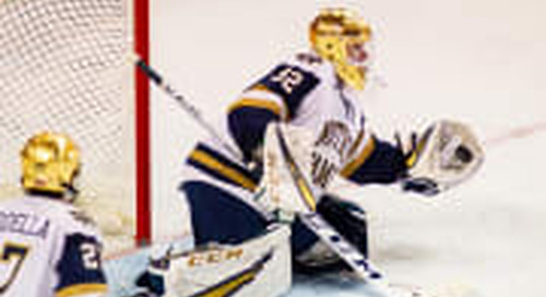 Notre Dame Hockey Repeats As Big Ten Champion