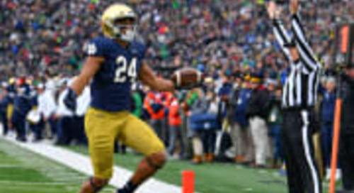 Notre Dame 3-2-1 Tight Ends Analysis: Observations, Questions  Prediction