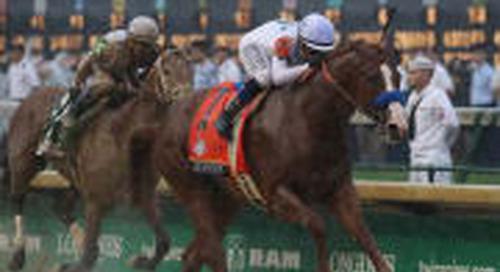 Notre Dame's 'Horse Power'