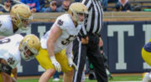Notre Dame Freshman Linebackers: Best Numbers