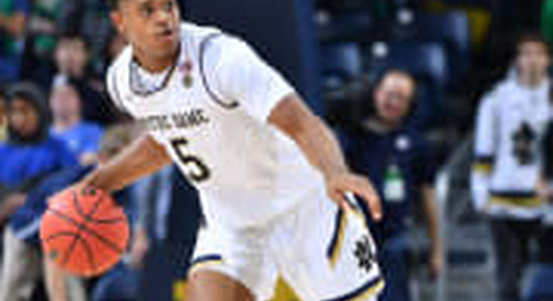 HOOPS Preview: Notre Dame At North Carolina