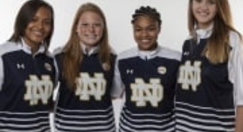 Best Could Still Be Ahead For Notre Dame Women's B-Ball Recruiting