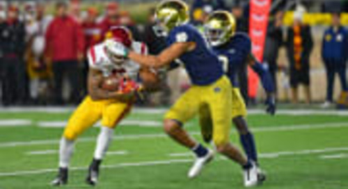 3-2-1 Notre Dame Observations, Questions & Prediction