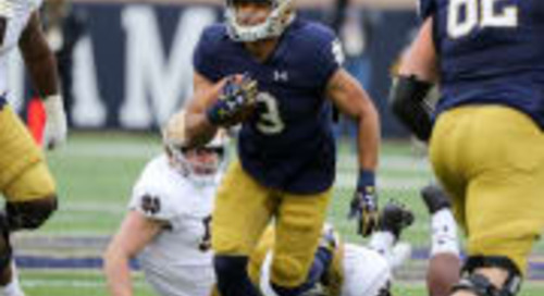 Avery Davis Taking On 'Slash' Role At Notre Dame