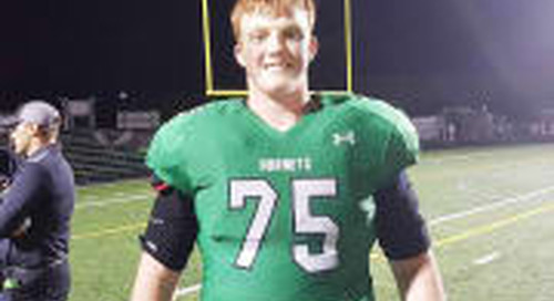 OL Quinn Carroll Ready To Get To Work At Notre Dame