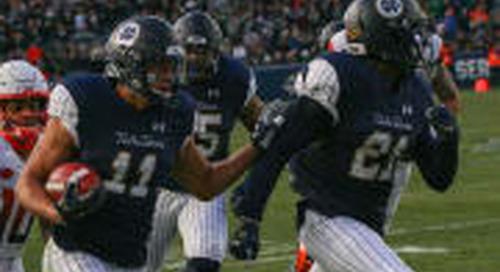 Game Observations: #3 Notre Dame 36, #12 Syracuse 3