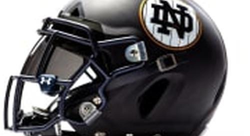 Notre Dame Unveils Shamrock Series Unfirom