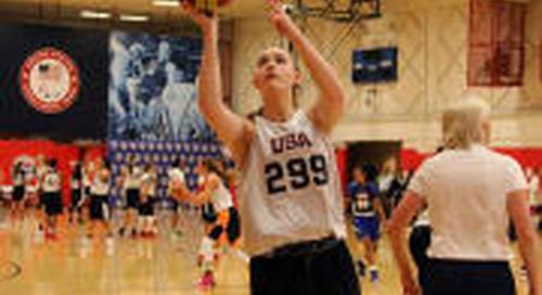 Notre Dame Women's Basketball Incoming Class: Danielle Cosgrove