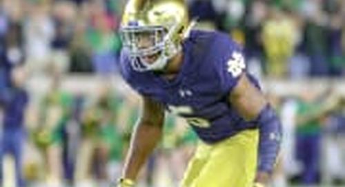 Troy Pride Jr. Set To Re-Establish Cornerback Tradition At Notre Dame