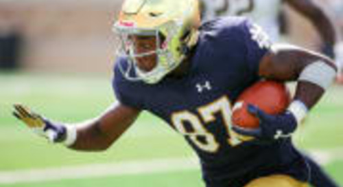 Offensive Players That Must Step Up For Notre Dame In 2018