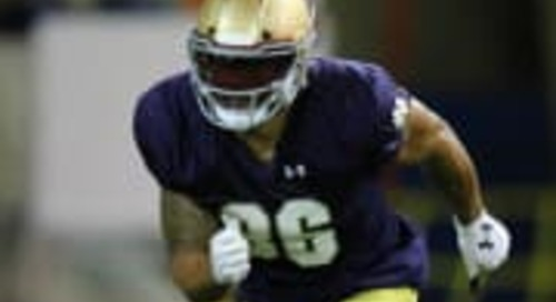 Notre Dame March 24th Spring Practice Report