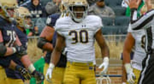 Notre Dame's 19 For '19: No. 14, Rover Jeremiah Owusu-Koramoah
