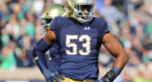 2019 Notre Dame Position Preview: Defensive End