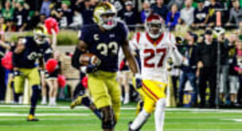 Notre Dame 2018 Opponents Draft Review & State Of Union