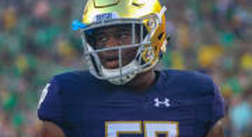 Notre Dame Defense Needs The 2018 Recruiting Class To Grow Up Fast