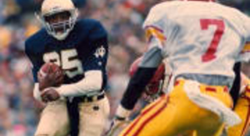 Notre Dame & The College Football Hall Of Fame: Who's Next?