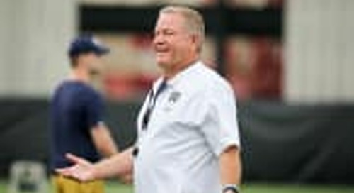 Brian Kelly Previews Wake Forest