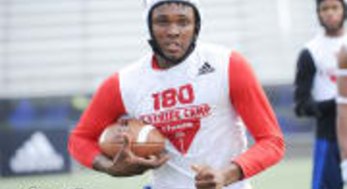 Notre Dame Makes Top Five For Four-Star 2020 WR