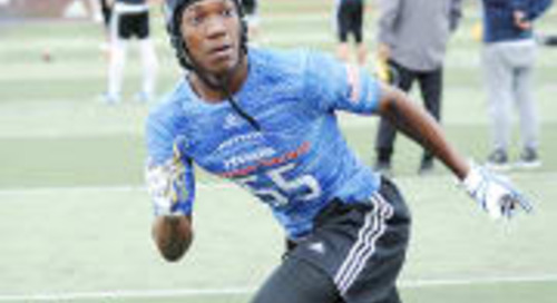 Maryland ATH Cam Hart Sees 'Best Of Both Worlds' At Notre Dame